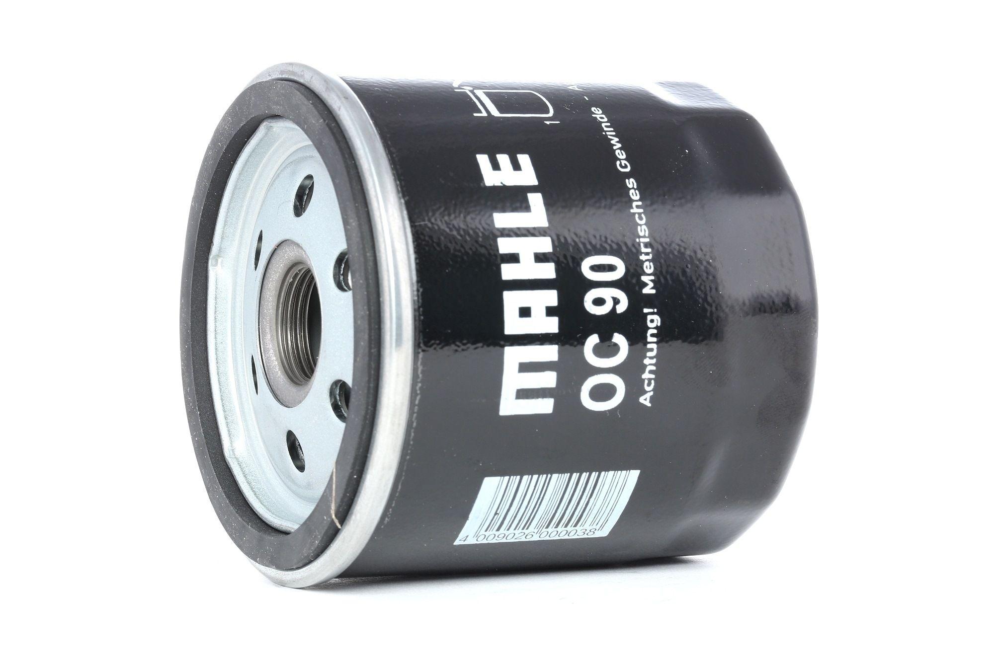 Маслен филтър MAHLE ORIGINAL OC 90 оценка