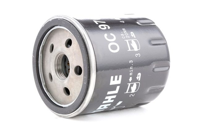 Oil Filter CITROËN | MAHLE ORIGINAL Article №: OC 976
