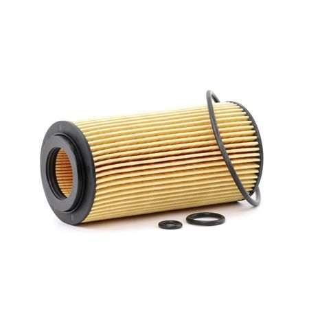 Filtre à huile Ø: 64,3mm, Diamètre intérieur 2: 31,4mm, 27,0mm, Hauteur: 136,0mm, Hauteur 1: 126,1mm avec OEM numéro 6031840025