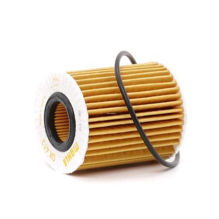 Oil filter MAHLE ORIGINAL OX413D2ECO Filter Insert