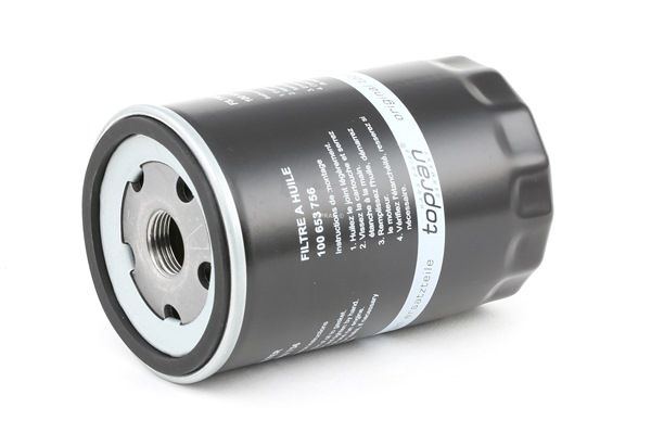 Oil Filter Height: 119mm with OEM Number 034115561A