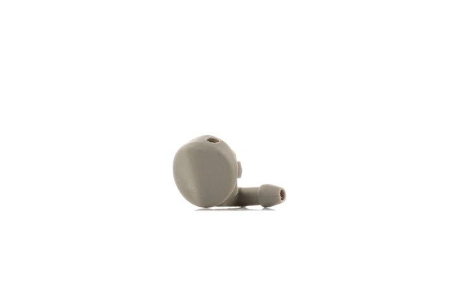 TOPRAN Spray nozzle VAUXHALL Bonnet, for windscreen cleaning