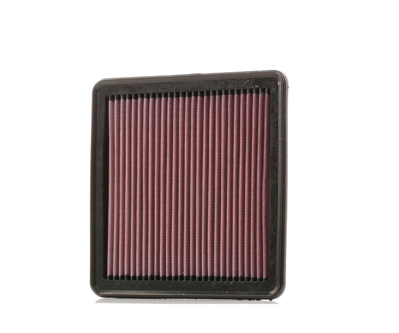 Luchtfilter K&N Filters 33-2304 waardering
