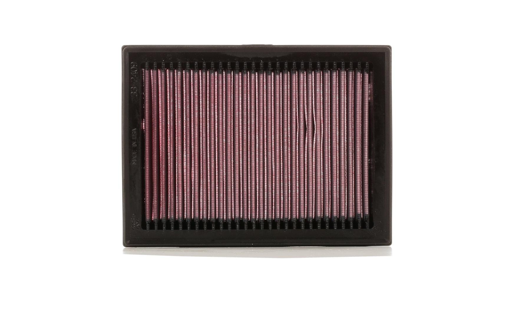 Air Filter K&N Filters 33-2409 rating