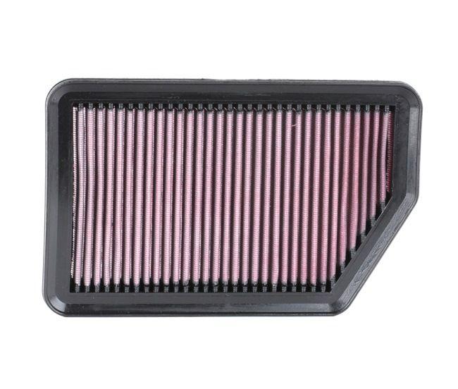 K&N Filters Filtr powietrza filtr o podwyższonej trwałości