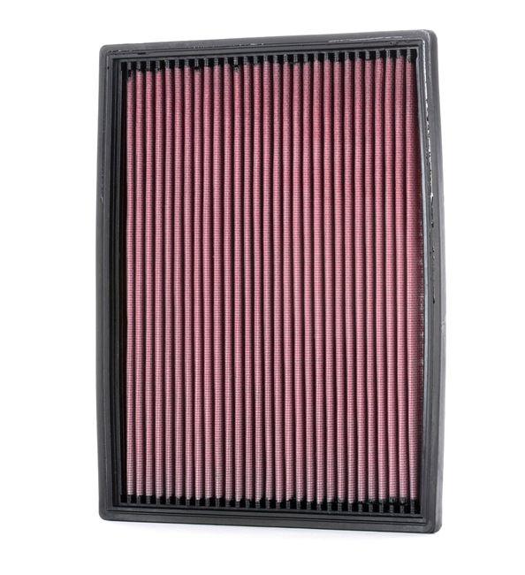 Филтри K&N Filters Въздушен филтър фълтър за дълъг пробег