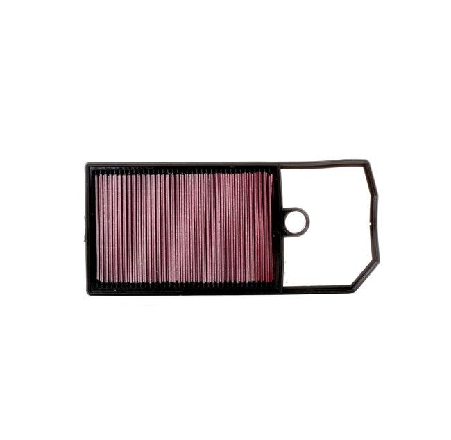 K&N Filters Filtro de ar Filtro de longa duração