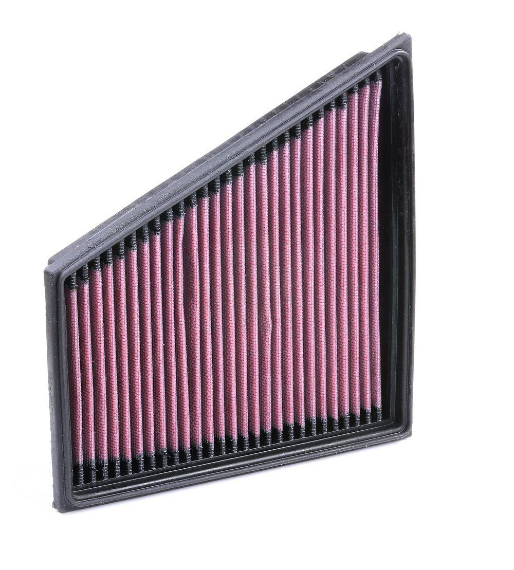 Luftfilter K&N Filters 33-2830 Bewertung