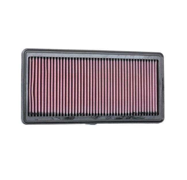 K&N Filters 33-2842 Bewertung