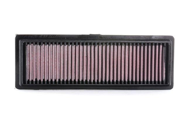 Air filter K&N Filters 2734589 Long-life Filter
