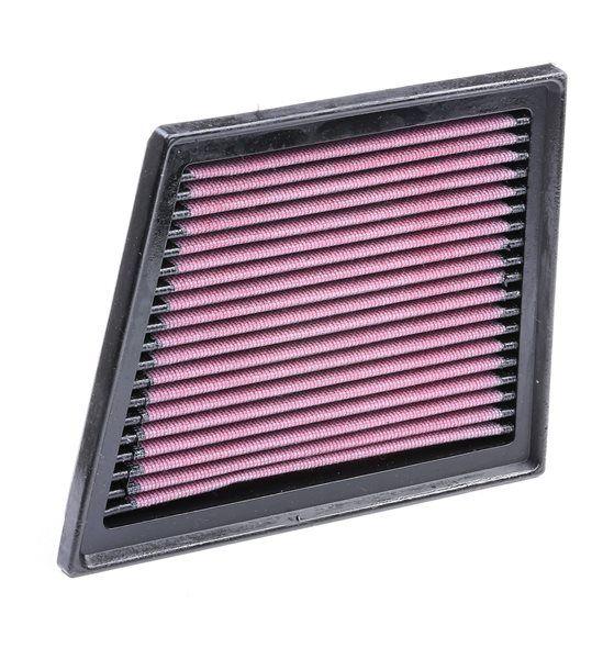K&N Filters Légszűrő FORD Hosszú élettartamú szűrő