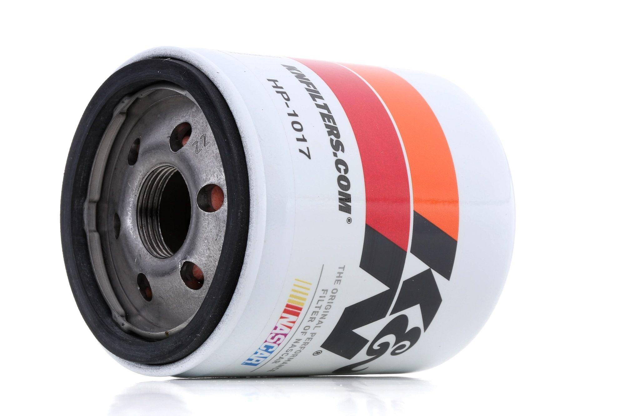 Filter K&N Filters HP-1017 Bewertung