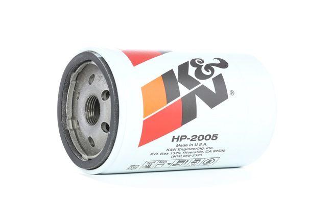 OEM Filtro de aceite HP-2005 de K&N Filters