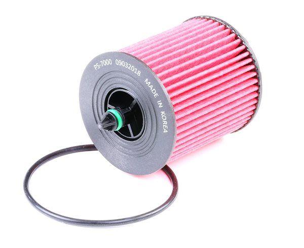 K&N Filters Filtereinsatz PS7000