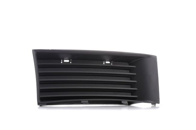 PRASCO Premium Rejilla paragolpes SKODA Delante, derecha, sin orificio(s) para radiador del motor