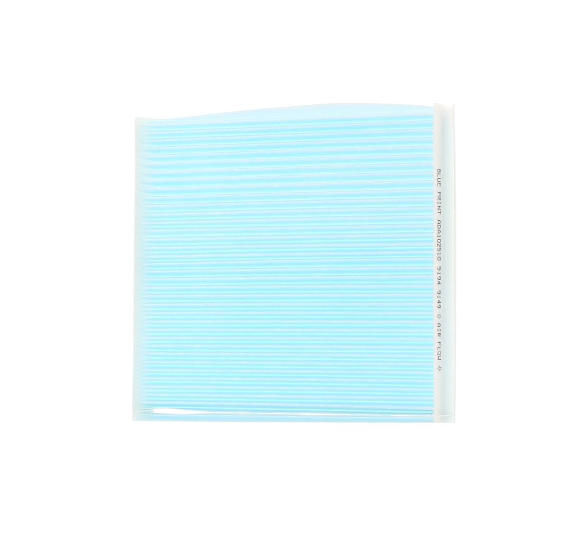 Pollenfilter BLUE PRINT ADA102510 Bewertung