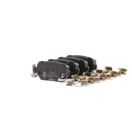 Bremsbelagsatz, Scheibenbremse Breite: 42,5mm, Dicke/Stärke 1: 14,7mm mit OEM-Nummer 93176118