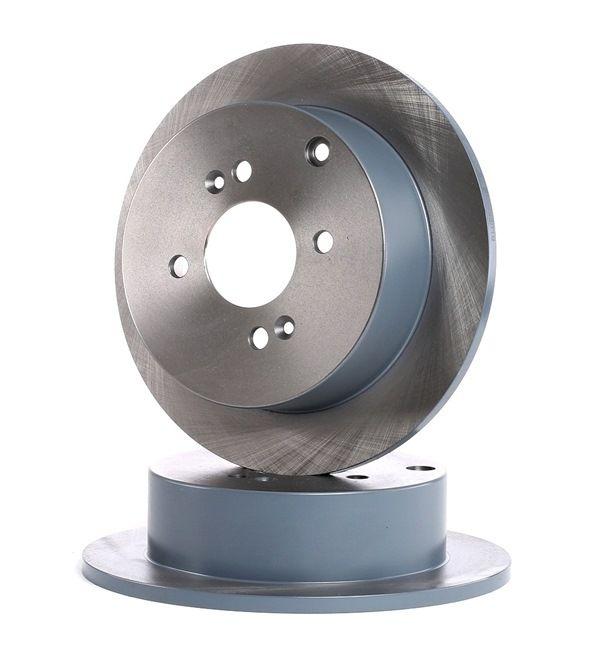 BLUE PRINT ADG04388 Disc brake set