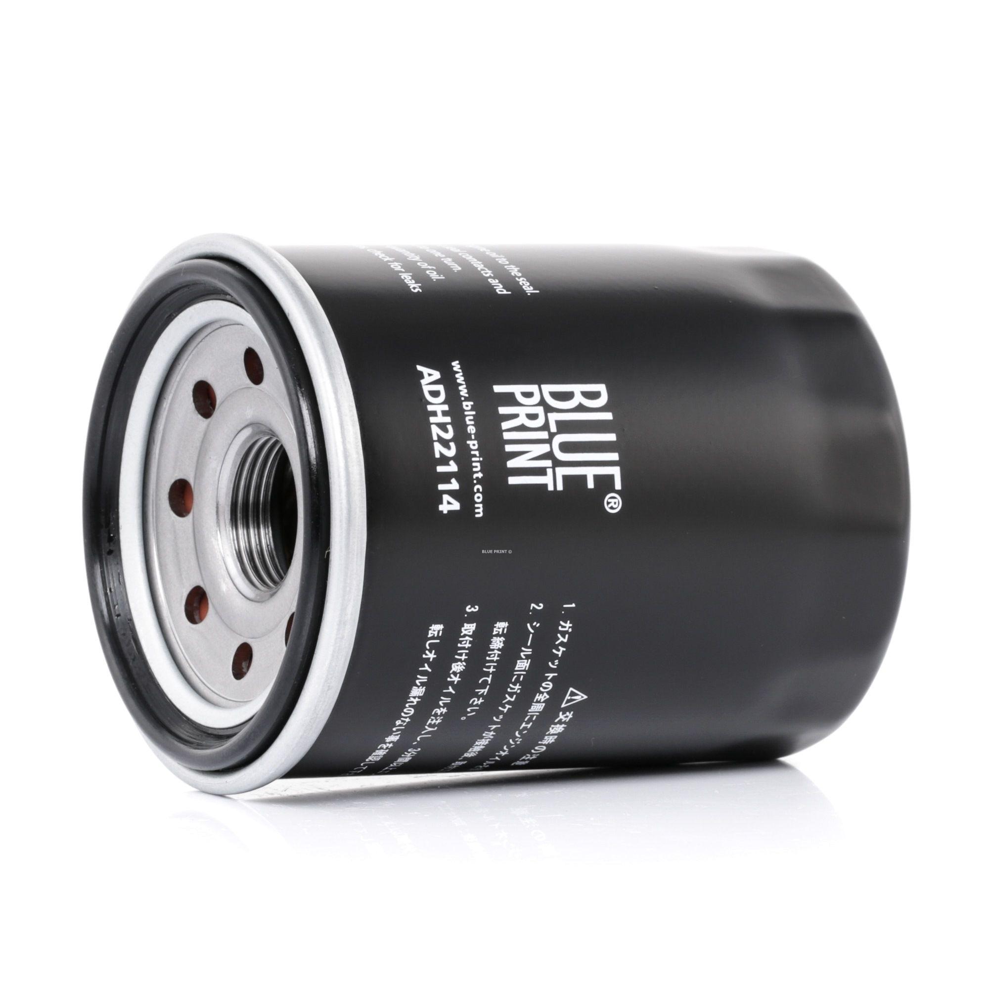 Filtro de aceite BLUE PRINT ADH22114 evaluación