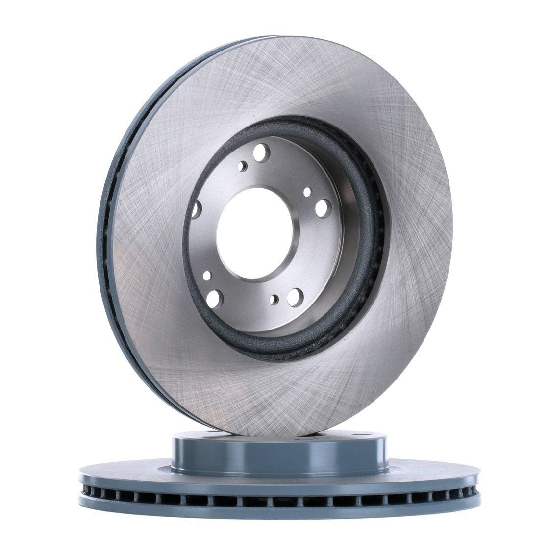 Brake Rotors BLUE PRINT ADH24383 rating
