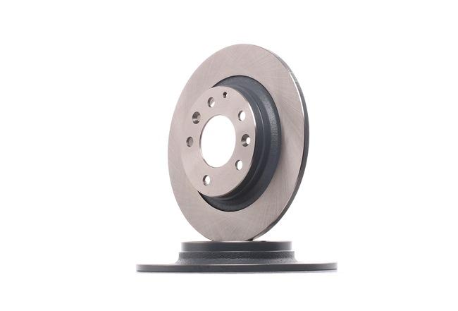 BLUE PRINT ADM54360 Disc brake set