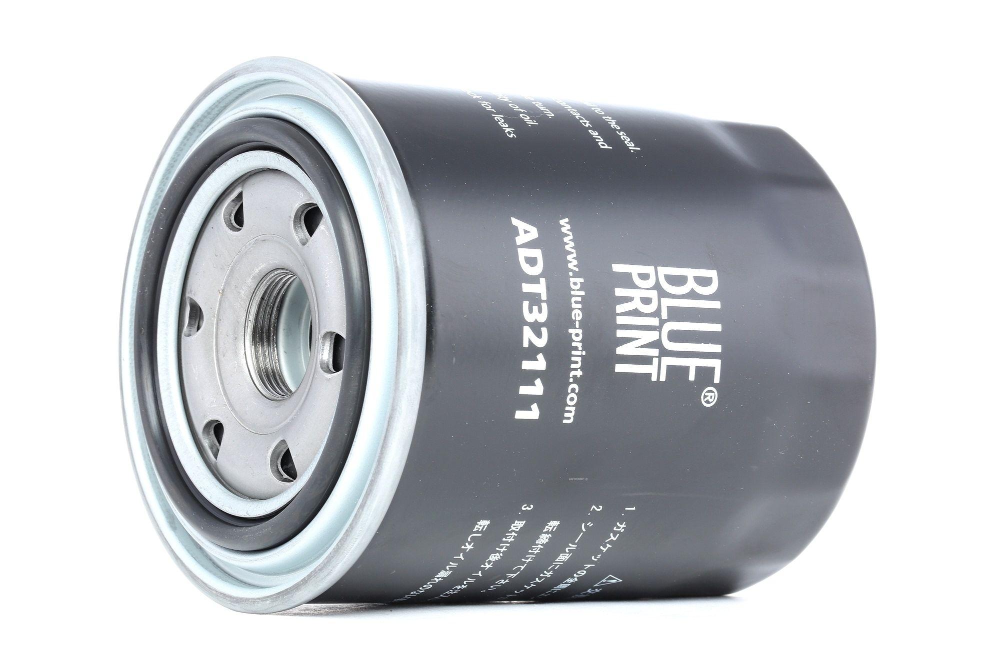 Filtro de óleo BLUE PRINT ADT32111 classificação