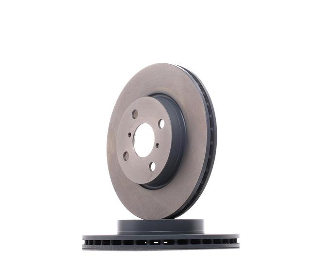 BLUE PRINT ADT343205 Disc brake set