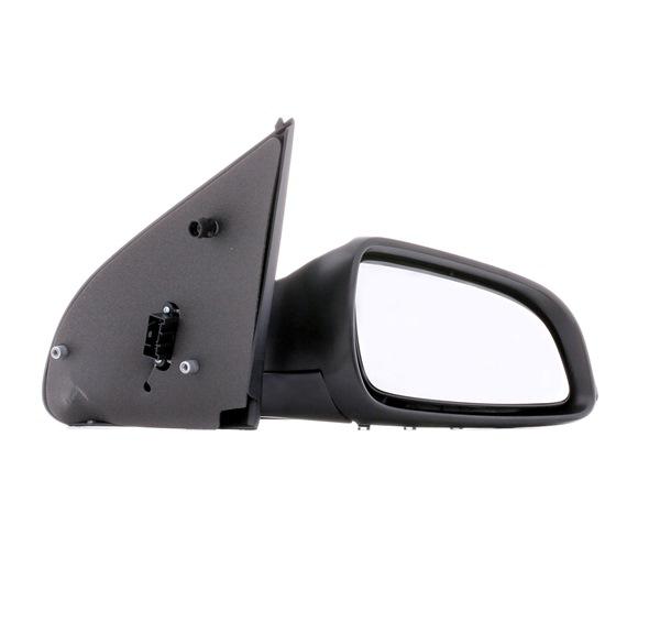 Espejo retrovisor ALKAR 2955426 derecha, eléctrico, térmico, espejo completo, convexo, imprimado