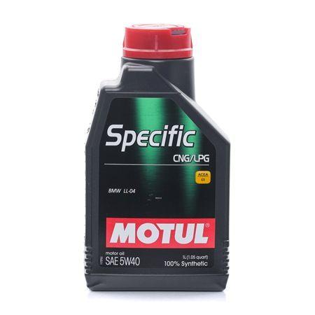 Olio motore: MOTUL C3