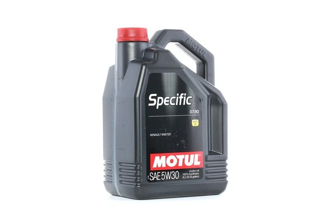 MOTUL Motorolie SPECIFIC, 0720, 5W-30, 5l 3374650234465 Rating