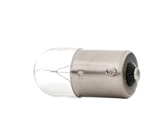 Bulb, licence plate light R10W, BA15s, 24V, 10W 17326