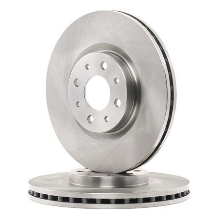 Disco de freno DDF1122 BRAVO 2 (198) 2.0 D Multijet ac 2010