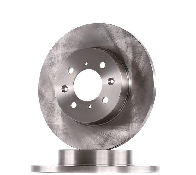 Спирачен диск DDF872 25 Хечбек (RF) 2.0 iDT Г.П. 2002