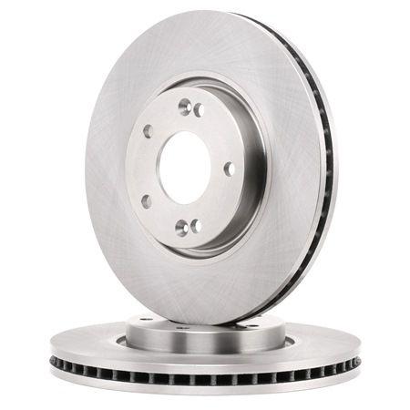Frenos de disco FERODO DDF16301 ventilado, con tornillos