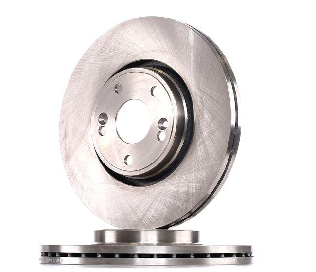 Bremsscheibe Bremsscheibendicke: 26mm, Lochanzahl: 5, Ø: 300mm mit OEM-Nummer 77 01 20 6614