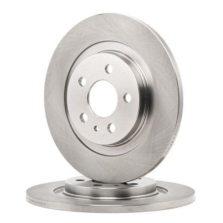 Bremsscheibe Bremsscheibendicke: 12mm, Lochanzahl: 5, Ø: 272mm mit OEM-Nummer 42 46 P4