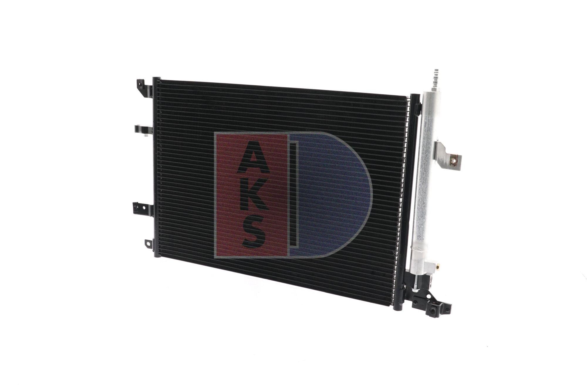 OEM Kondensator, Klimaanlage AKS DASIS 222000N