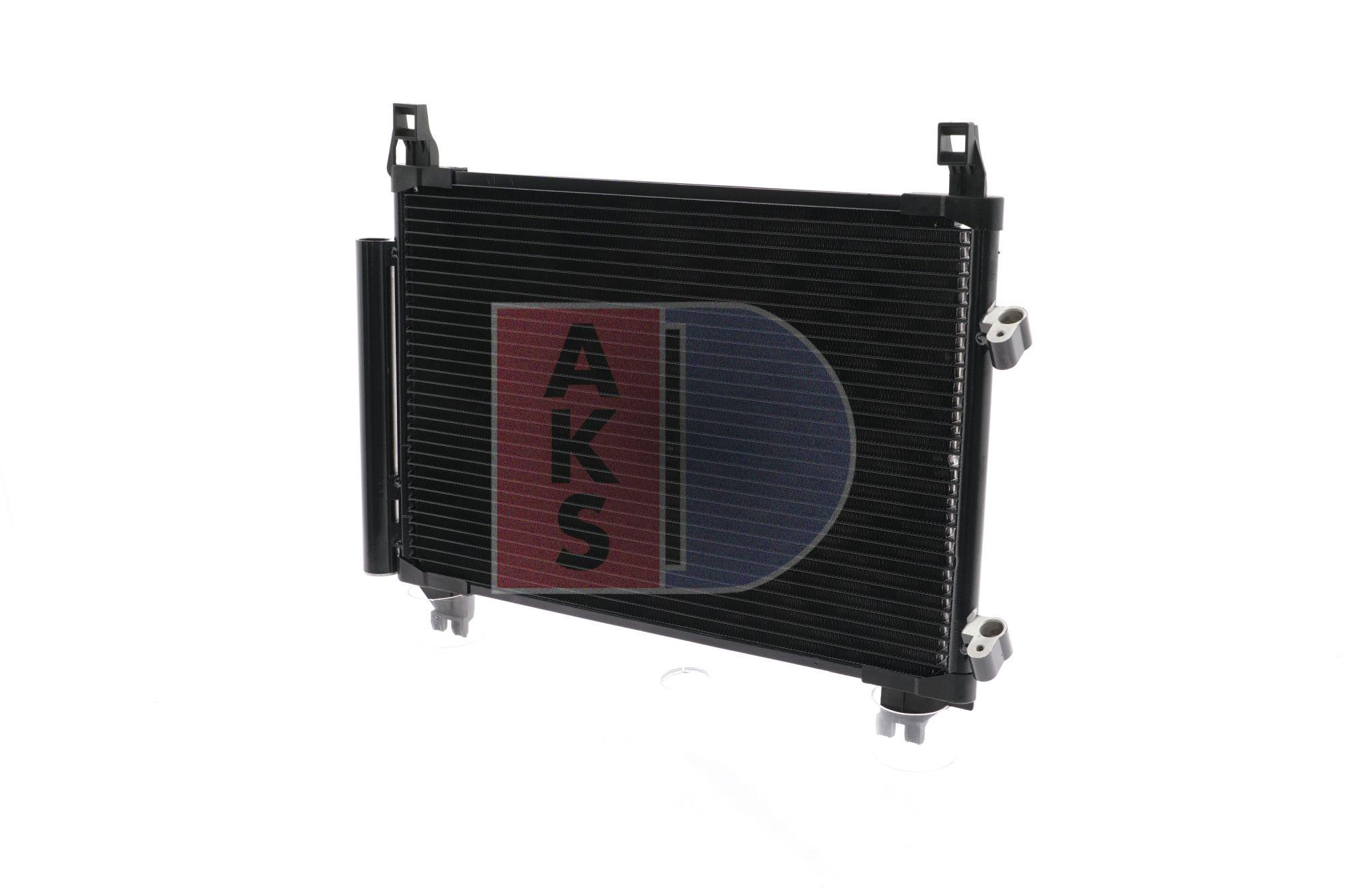 OEM Kondensator, Klimaanlage AKS DASIS 212055N