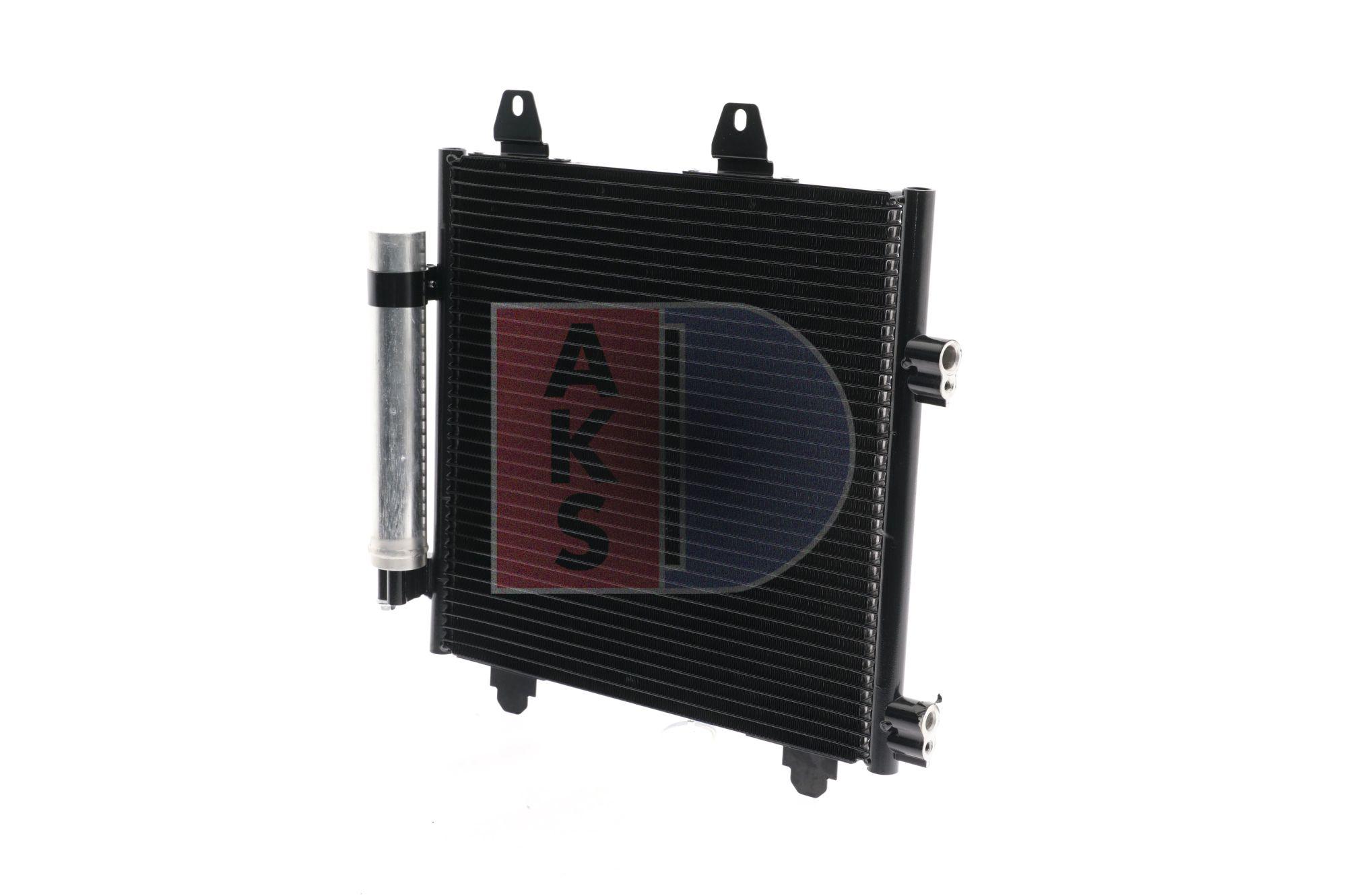 OEM Kondensator, Klimaanlage AKS DASIS 062012N