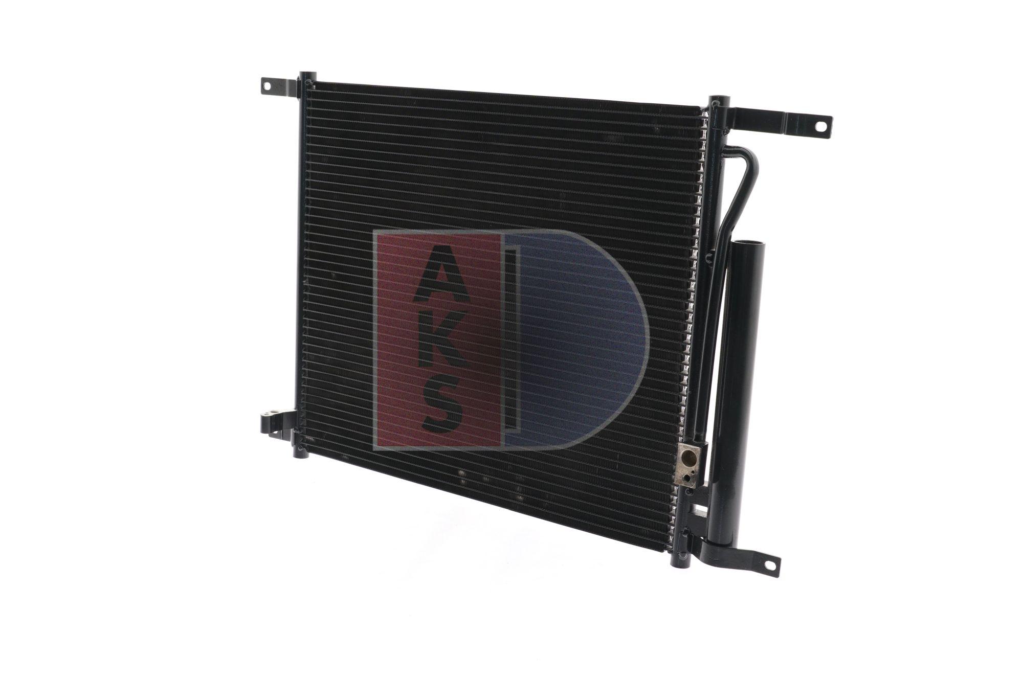 AKS DASIS Klimakondensator 522064N
