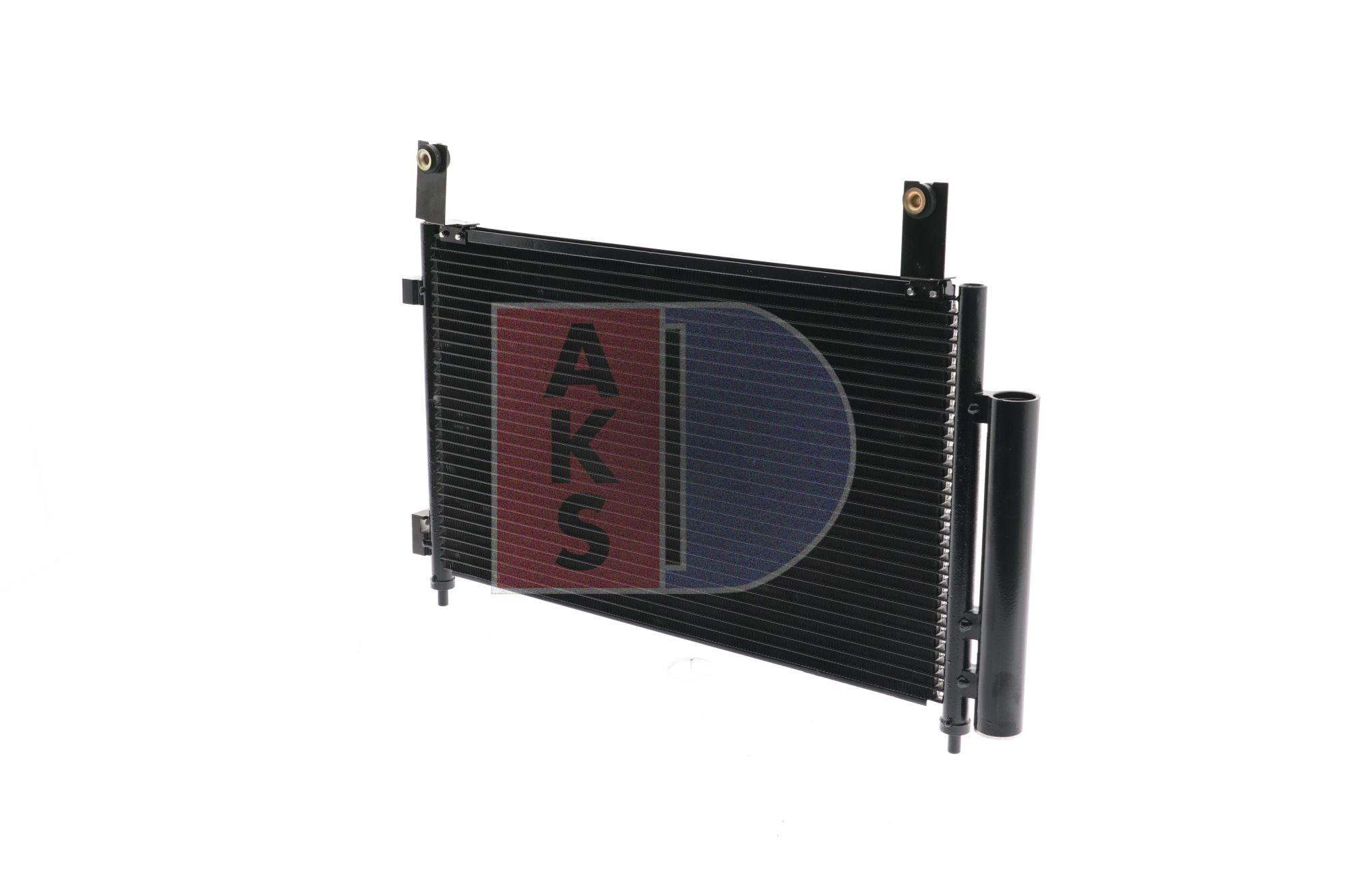 AKS DASIS Klimakondensator 512043N