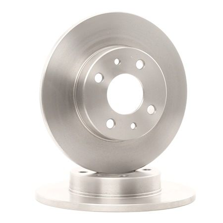 Brake Disc F2081P PANDA (169) 1.2 MY 2008