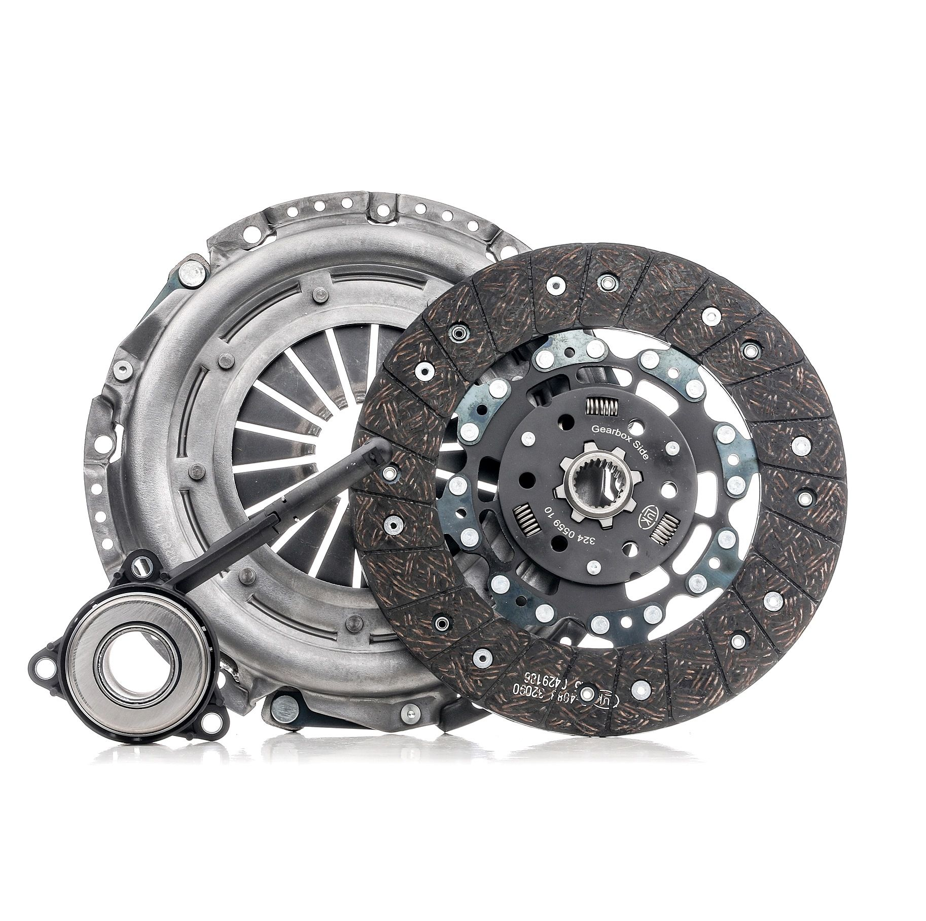 Complete clutch kit LuK 624 3050 34 rating