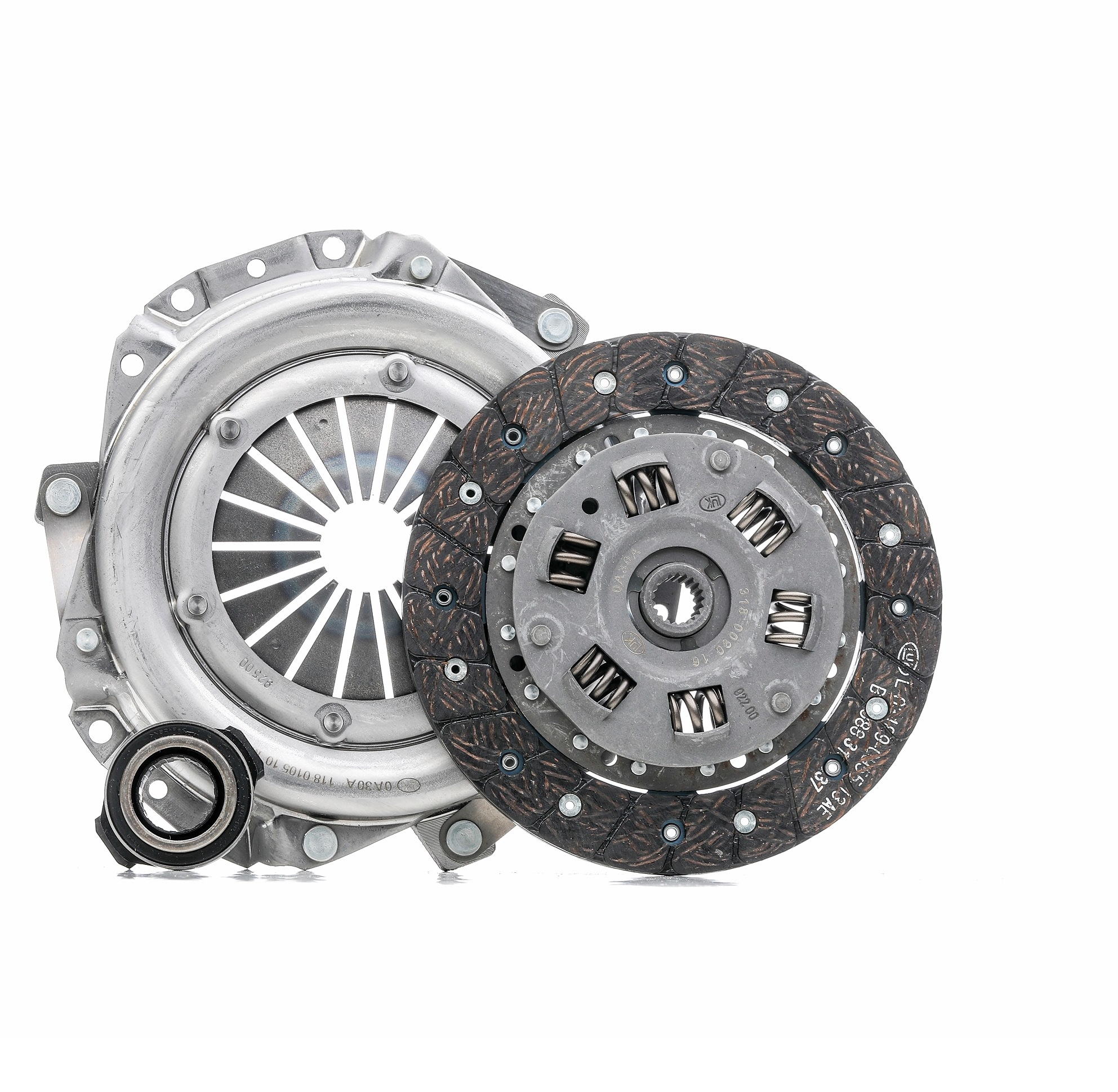 Complete clutch kit LuK 618 0171 06 rating