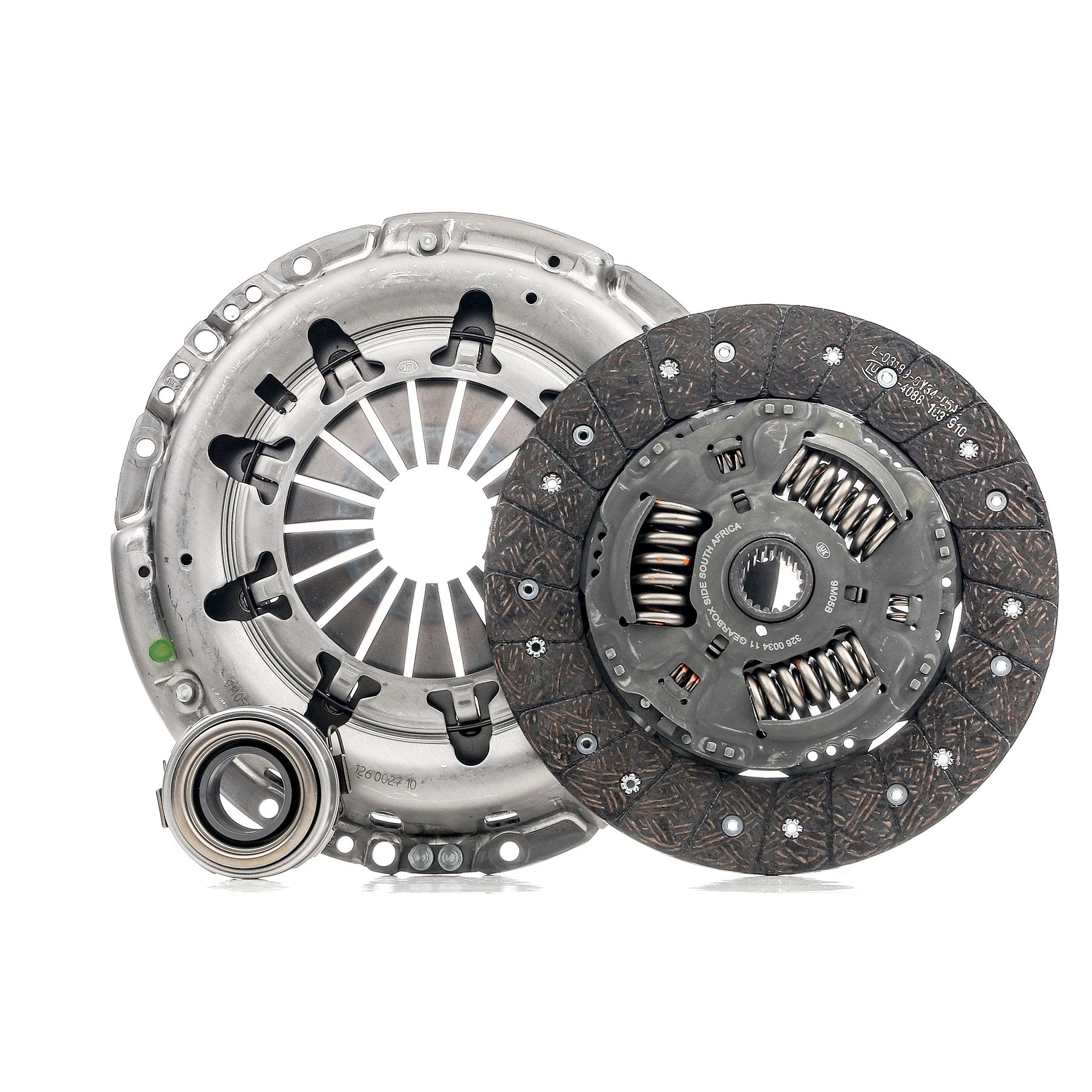 Complete clutch kit LuK 626 3015 60 rating