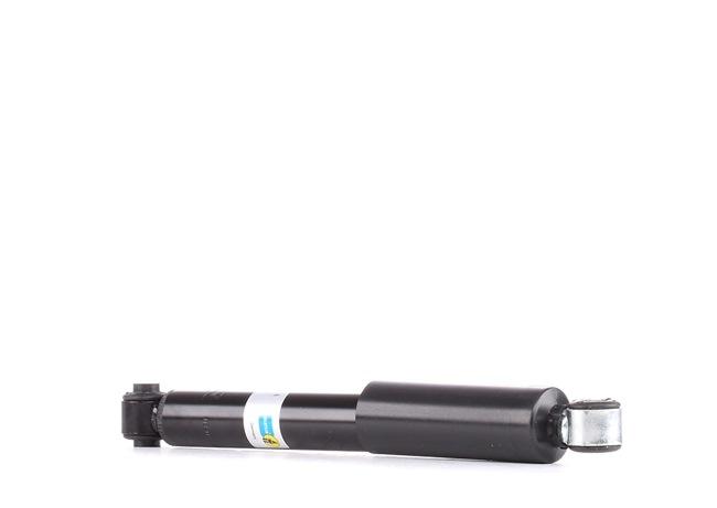 Amortiguador BILSTEIN 633913 Eje trasero, Presión de gas, amortiguador sin soporte ballesta, Amortiguador sin muelle de tope, Anillo superior, Anillo inferior