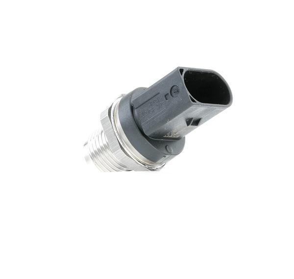 BOSCH Rampa de inyección combustible lado alta presión