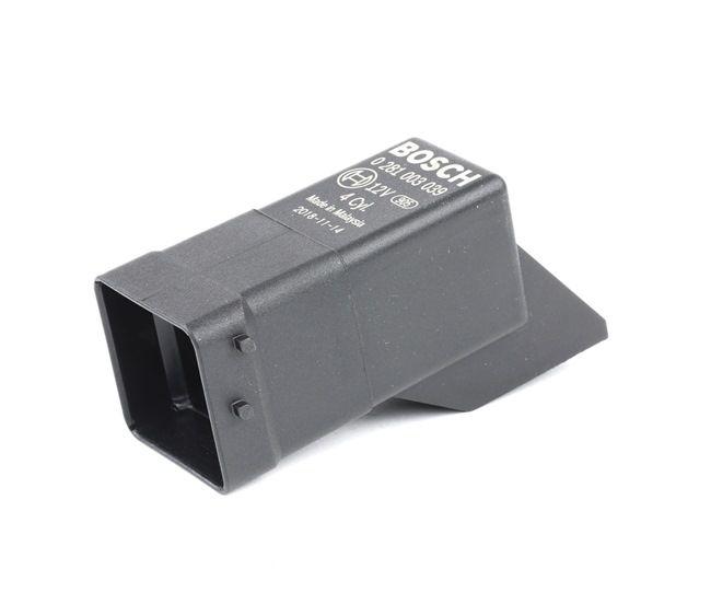 Control Unit, glow plug system BOSCH 0281003039