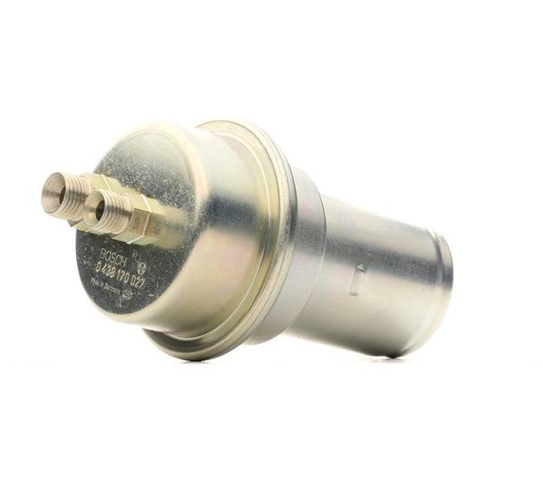 d'origine BOSCH 682169 Accumulateur de pression, pression de carburant