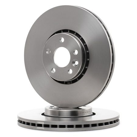 Brake discs and rotors BOSCH BD1464 Vented, Oiled, High-carbon
